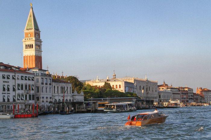 Venice, Italy Campanile