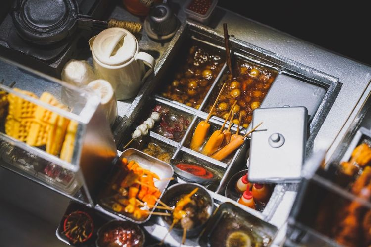 miniature snack food stand Food No People Food And Drink Indoors  Freshness Close-up Day 香港ミニチュア展2017 アガる香港 From My Point Of View Capture The Moment Fine Art Photography Discoverhongkong Japan KITTE Hong Kong Indoors  Food Miniature