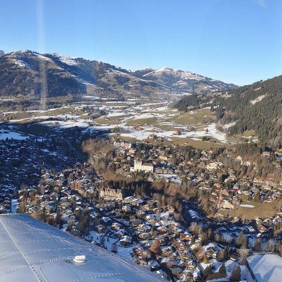 Gstaad Winter Alps Switzerland suisse schweiz alpen