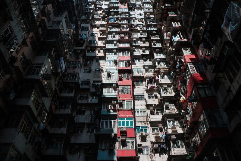 Popular place . Ios Wallpaper Wall TOWNSCAPE Town Concrete Jungle Street City Cityscape Tower Transformer HongKong Built Structure High Angle View Outdoors Building Exterior Street City Architecture Large Group Of Objects #urbanana: The Urban Playground