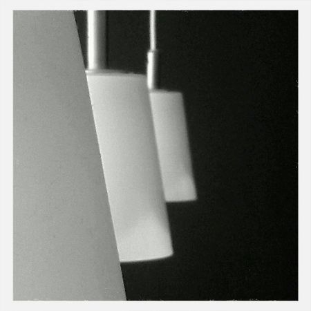 Lamparas. Lamps. Blackandwhite Minimalism Light