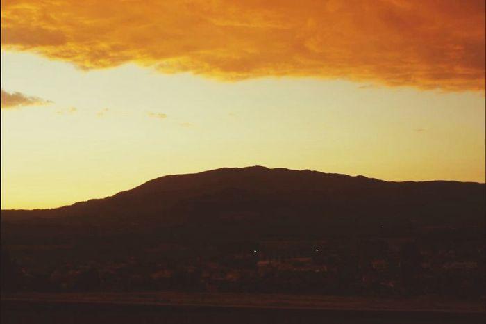 Sunset Ponte De Lima