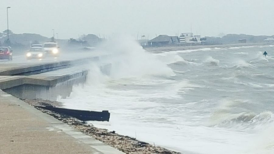 Stormy Weather Stormy Sea Rough Sea Sea Spray Rough And Windy Lovely Weather