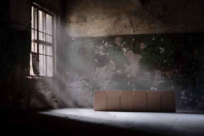 No People Windows Light Full Shadows What's Inside? In The Darkness Cargo Darkness Darkroom Sunlight Foggy Place Empty Boxes Surprise EyeEm Selects The Creative - 2018 EyeEm Awards Prison Domestic Room Home Interior Window Abandoned Damaged Ruined Old Ruin Bad Condition Deterioration Capture Tomorrow