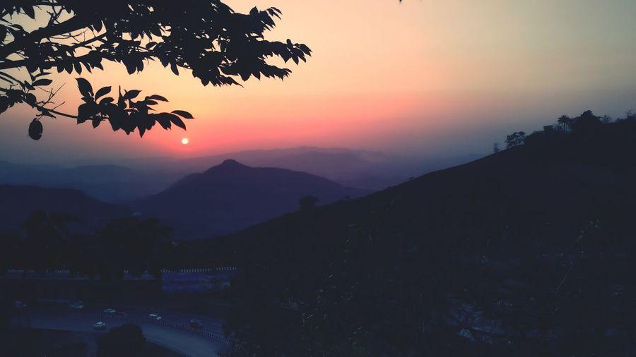 Sunset Twilight Beautiful Star Mystic Sky Nature Love♥