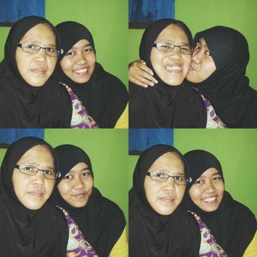 My beloved Mom♥