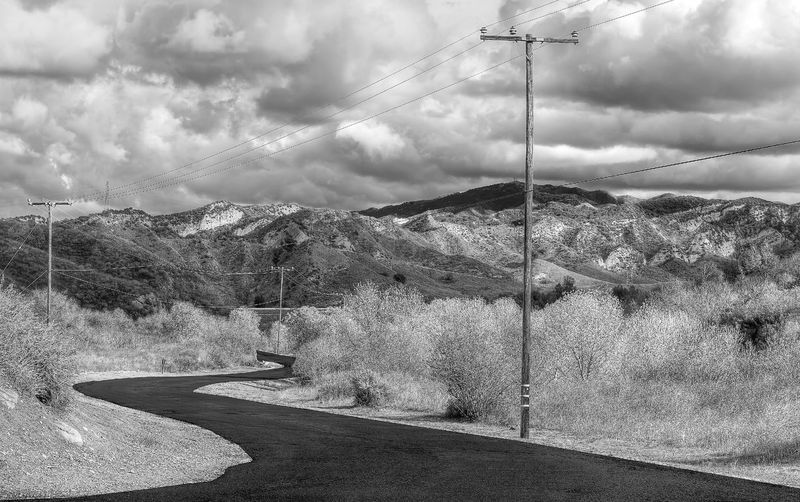Hiking in Los Angeles, CA Beautiful Taking Photos Blackandwhite Nature