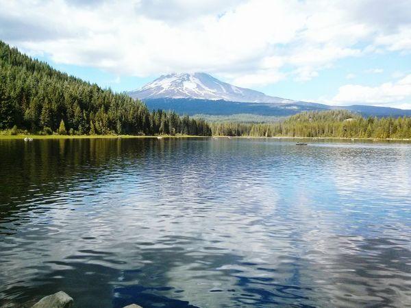 Home sweet home... Mt Hood Pacific Northwest  Trillium Lake First Eyeem Photo FirstEyeEmPic
