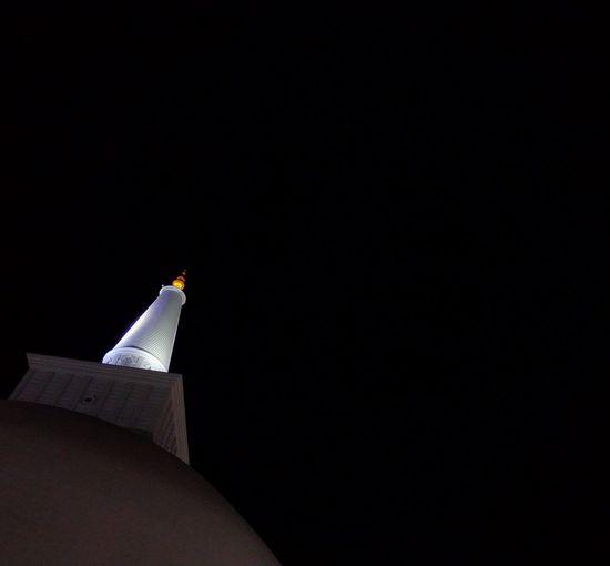 Architecture Buddhist Temple Religion Sky Stupa Anuradhapura SriLanka