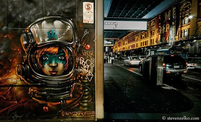 Hidden Space Girl Sometimes the things you see Are right in front of you But other times You may need to turn around Before the world opens up Real Art Creative Worldpeace Melbourne Seemelbourne Melbournesights Igersmelbourne Australia Australiagram Aussiephotos Artofvisuals Exploringaustralia Justgoshoot Ig_gods Streetart Streetphotography Allshots Instadaily Instagood Picoftheday Melbourne cityofmelbourne sony sonya7ii sonyimages