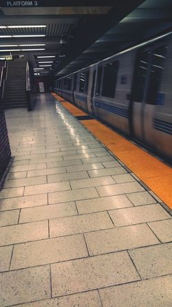 Public Transportation BART Oakland Ca