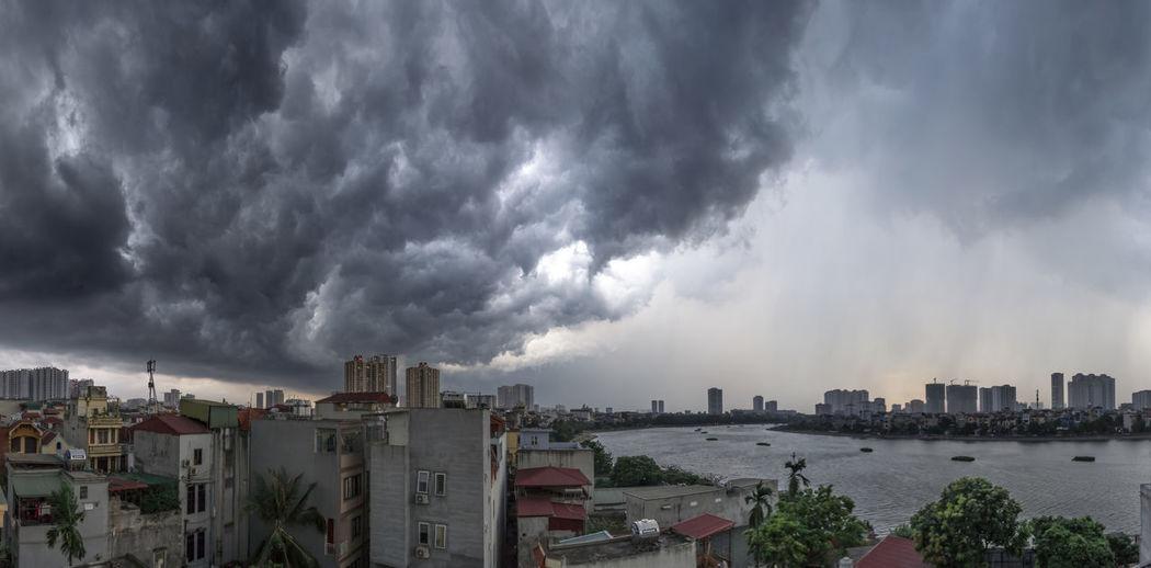 storm of summer