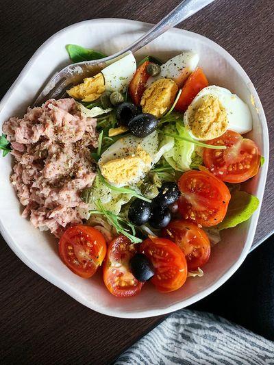 Tuna Homemade