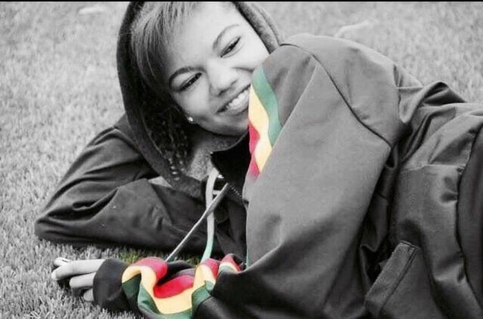 My Firstborn Daughter Daughterslove Free Spirit Strongwoman Swag Rastagirl Smile Smile ✌ Beautiful Gift From God Intelligent #FREIHEITBERLIN