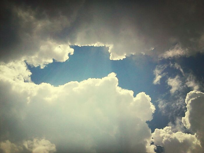 Country North Carolina Sky