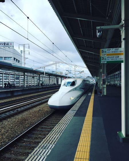 Shinkansen Himeji Japan Iphone6