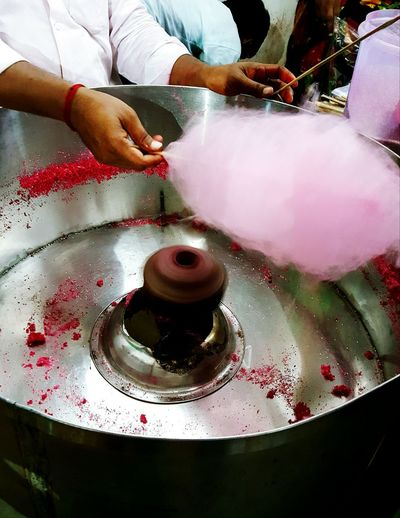 Hello World Check This Out Taking Photos Pink Cotton Candy Pink Candy Cottoncandy Eyeem Photography EyeEm Gallery Eyeem4photography Enjoying Life Cotton Candy Man Candy Machine Cotton Candy Sky Cotton Candy Time