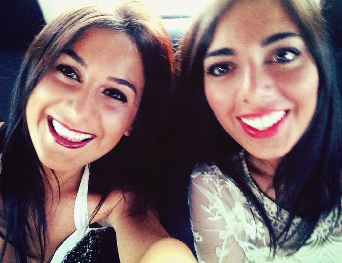 Friends Selfies Traveling