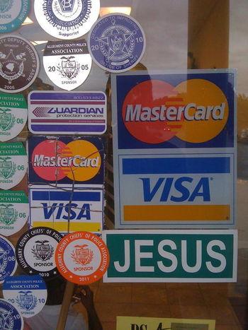 Communication Composition Consumerism Funny Humor Information Intersting Jesus Variation