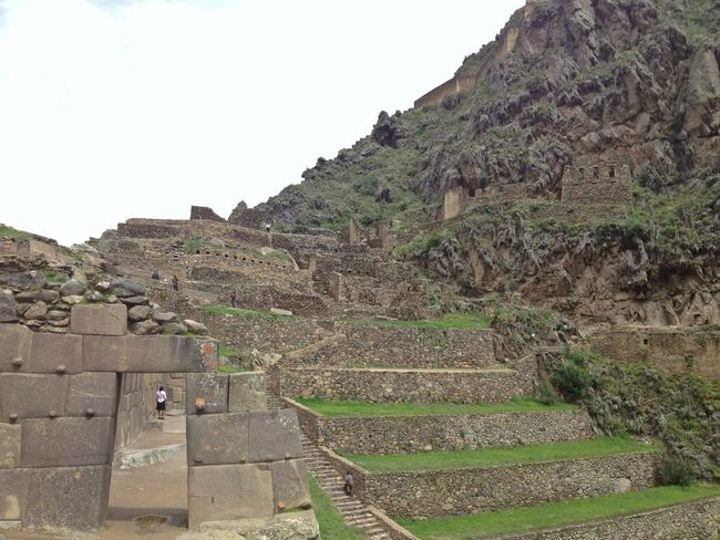 Ollantaytambo - Peru Ollantaytambo Peru