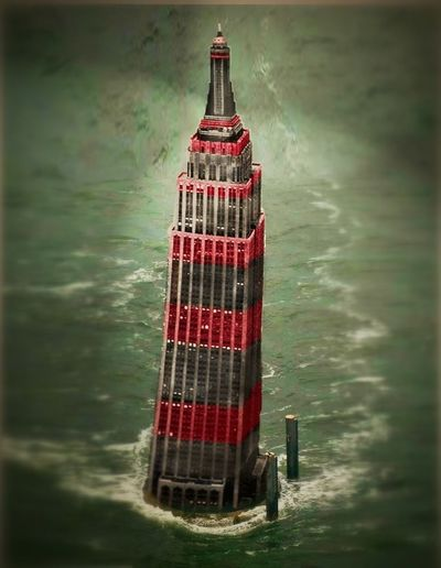 Empire State Lighthouse WeAreJuxt.com Eye4photography  NEM Submissions The Black Lens