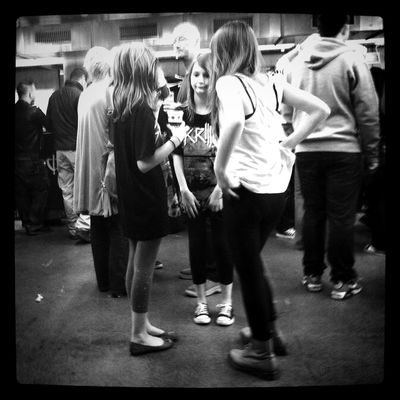 Dubsteppers Are Cool. They Bring Their Parents To The Party.