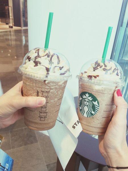 Marseille Starbucks Sister