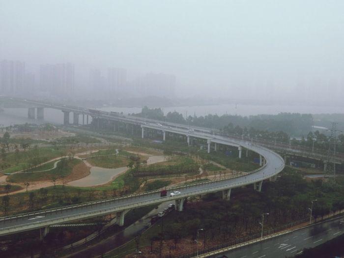 City Road Fog