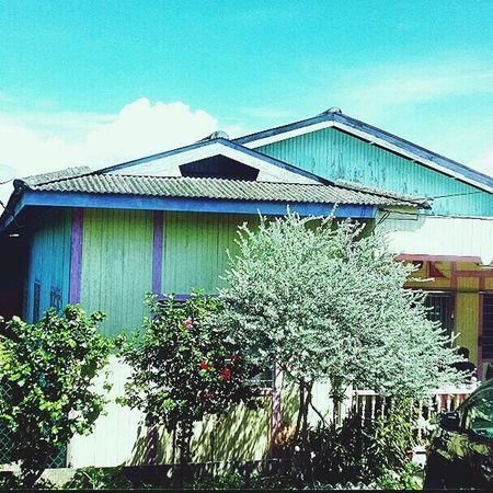Sekinchan, Malaysia House Architecture