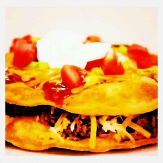 Taste fine Pizza Salami Food Mexican Food Yummy