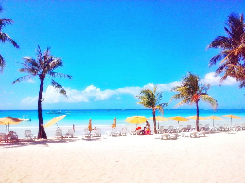 La Boracay! Beach Beautiful Day Boracay Boracay Philippines Beach Photography Life Is A Beach Nature Beautiful Nature The Week On EyeEm Protecting Where We Play Landscapes With WhiteWall