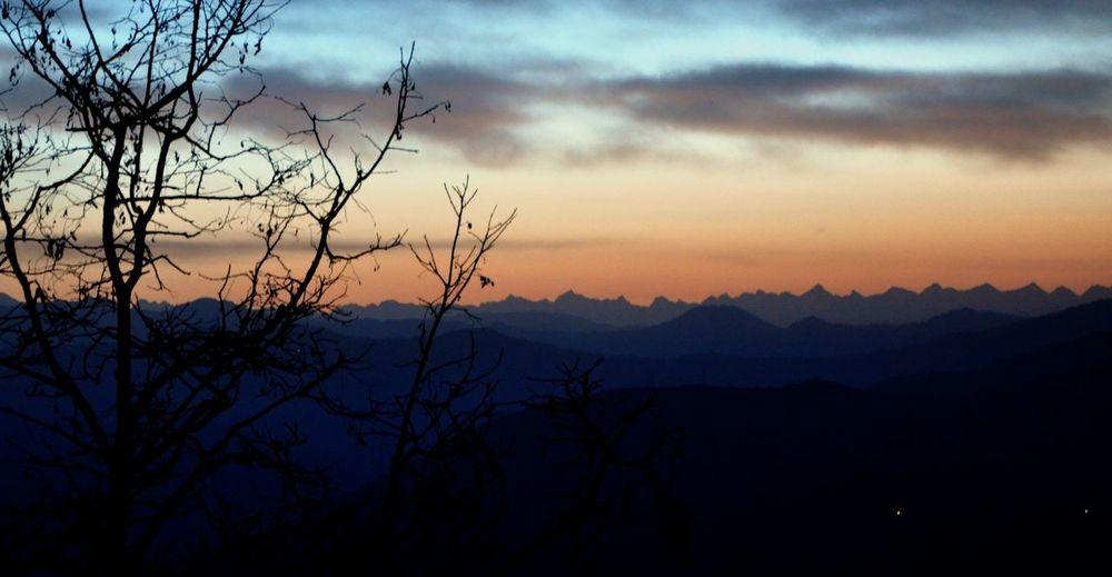 Shimla Sunrise