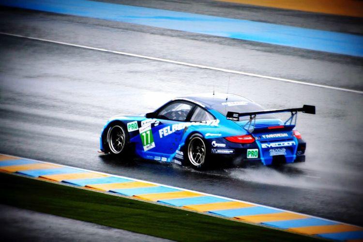 Porsche Lemans24hr Motorsport Speed