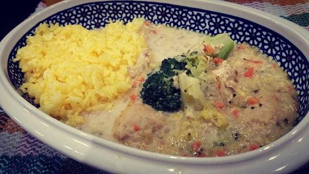 まかないカレー。めっちゃウマい。自分で自分をほめたい。 Curry Rice by my original recipe. Yummy.