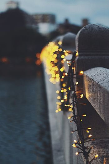 LIGHTS Water Sea Outdoors No People Close-up Day Architecture Nature VSCO Vscocam Canonphotography Canon Illuminated Night EyeEmBestPics EyeEm Best Shots EyeEm Gallery City Depth Of Field