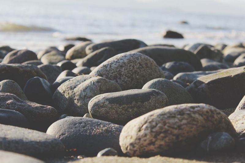 EyeEm Selects Beach No People Solid Land Rock Nature