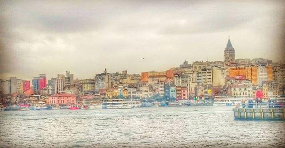 Bir Istanbul Masalı Haliç Goldenhorn