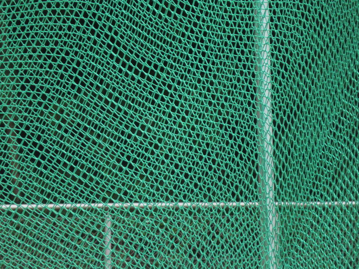 Backgrounds Full Frame Pattern Green Color Textured  Close-up Outdoors Net