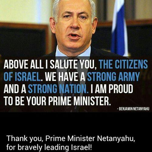 Israel PrimeMinister BenjaminNetanyahu