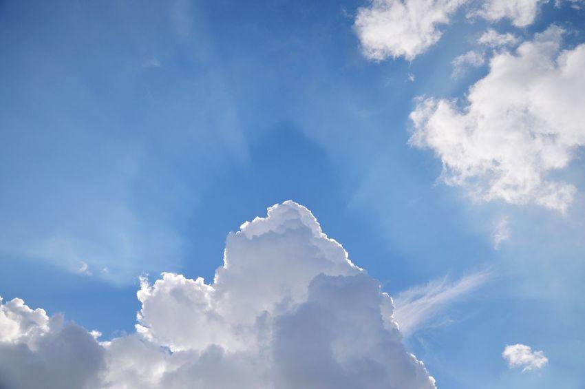 Sky Cloud Sun Sky And Clouds