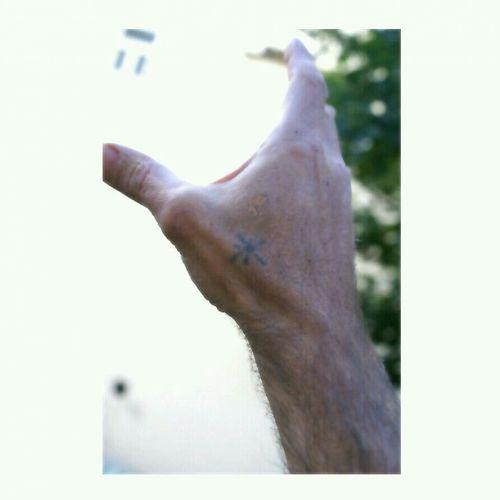 Selfie Show Me Your Hand