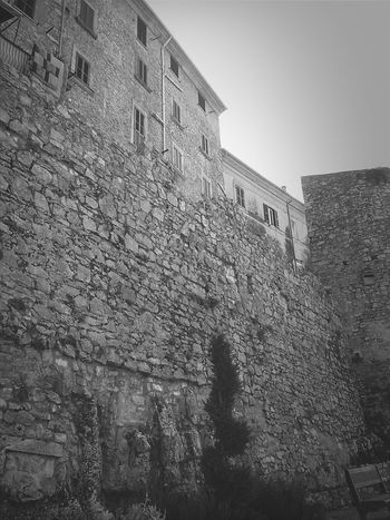 Streetphoto_bw Medieval Architecture Black And White Self Portrait