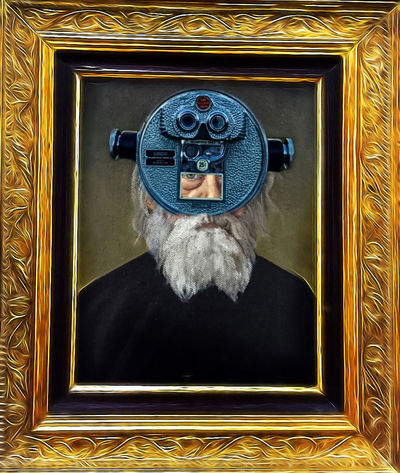 Welcome To The Other Dimension OpenEdit Photographic Approximation Facial Experiments Culture Vomit From The Classics