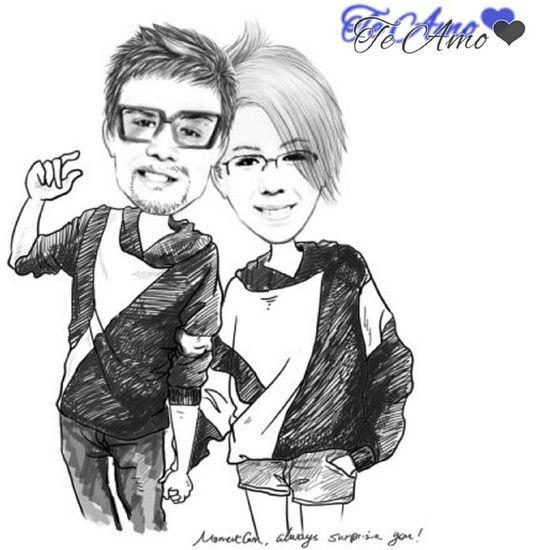 Teamo Funnypic Mylove Coolapp ILoveHer ❤