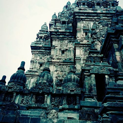 Prambanan Temple @Yogyakarta, Indonesia