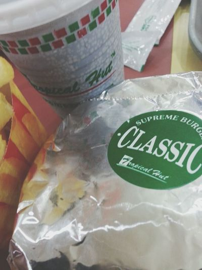 tropical hut Food Burger EyeEm