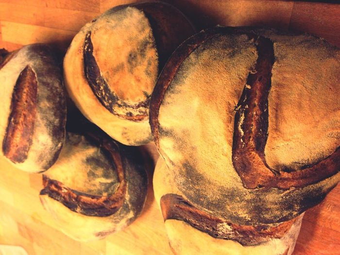Bread Fresh Bread Sweden Appelviken New Bread Bromma