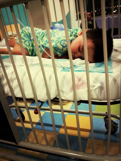My Baby Is At The Hospital.!</3)':