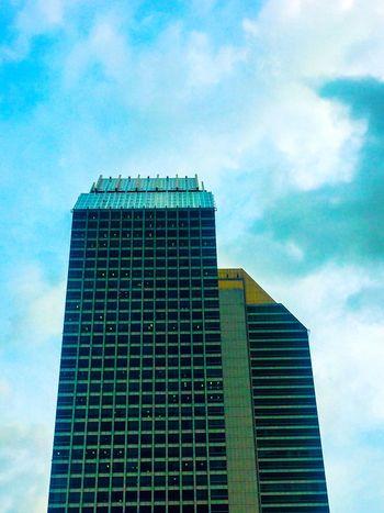 Thailand Sky Bangkok Bangkok Thailand. Building Iphonephotography 🏙🏢🇹🇭