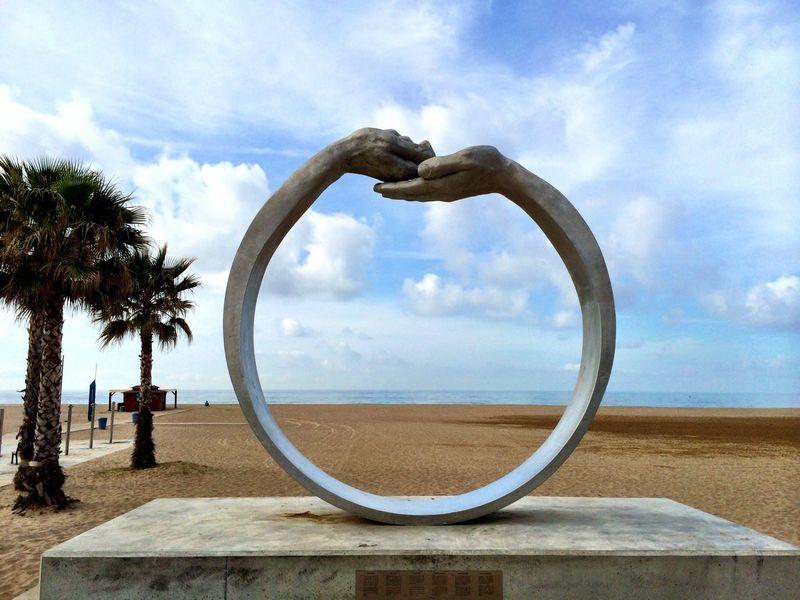 Catalunyalove Arte Beach